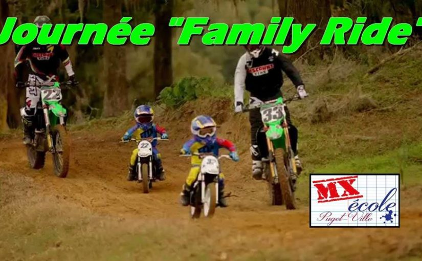 Family Ride MX Ecole Puget-Ville 83390