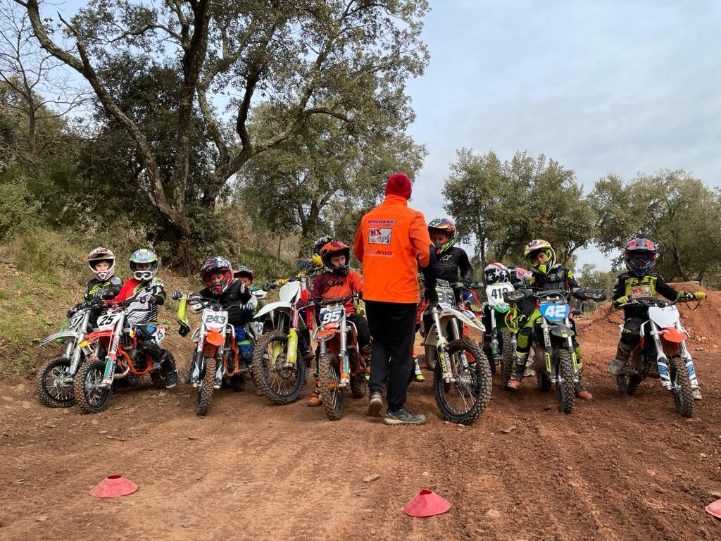 Ecole Motocross